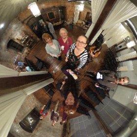 Kathie, Diane, Margie and April