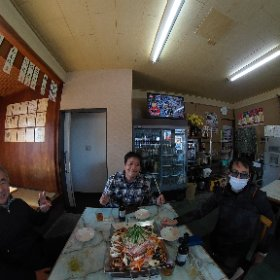 川森食堂 #theta360