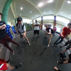 It's early but we are ready! #theta360