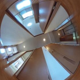 コアマンション 廊下