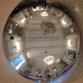 #Wikimuseum 5 maggio 2016 Villa Pignatelli #Napoli #WikimediaItalia #BAMstracult #theta360it