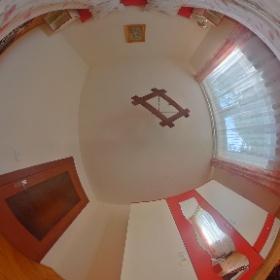 Camera matrimoniala Parter - Casa Pandrea