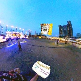 Singha Food fest 2  below Makasaan railway skylink station in Petchaburi Bangkok from 23rd to 25th 50 food stalls, live bands, SM hub https://goo.gl/soZssi BEST HASHTAGS #Singha #SinghaFood #SinghaFoodFest2  #MrtPetchaburi   #BkkFamilyFun  #Firefly3d