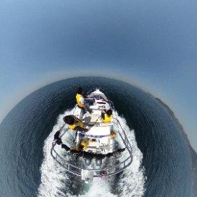 #レンタルボート で、#湘南 の海をエンジョイしたゴールデンウィーク https://goo.gl/NXZhry #スタイリッシュ生活日記 #theta360