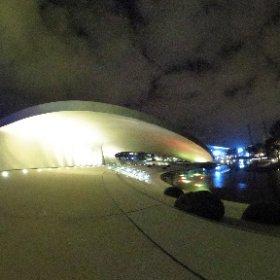 Porsche-Pavillon. #theta360
