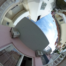 Paralia-Oceanis 301 -erkély/terasz