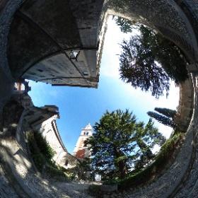 Udine - Salita Castello