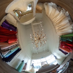 toronto wedding gown boutique  #theta360