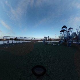 Pleasant Grove - Playground #theta360