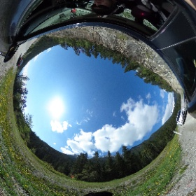 This Is Me in VR.com   recorded a Canada Blackbear  viewable in 360 and in your virtual reality device!   #theta360
