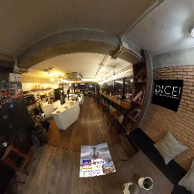 Sarin A Night of Telepathy and Other Mysteries mindreader at The Dice Cafe Bangkok 22nd Sept 2018, post event media https://goo.gl/1dhrqD BEST HASHTAGS #SarinDiceBoxCafe    #SarinThaiMindReader  #BkkEntertainment   #firefly3d #theta360
