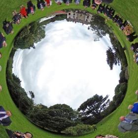 The wedding of Maris & Nathan at Broxmouth Park, Dunbar