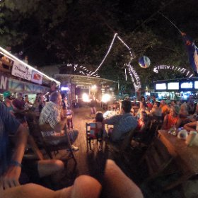 360 of a fire juggler at a bar in Playa del Coco last night.