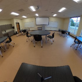 Flex rooms at Buford facility