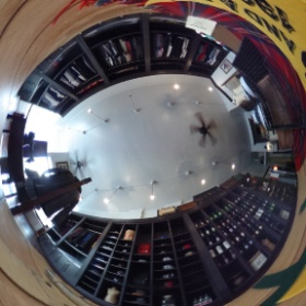 @5andadime has an amazing root beer selection to go along with all the apparel. A must stop while in #sandiego  #theta360