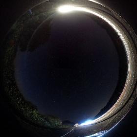 A35 Dorset summer solstice  #theta360 #theta360uk