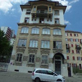 Ancienne Fabrique Boîtes Or CR Spillmann, Rue du Doubs 32 à La Chaux-de-Fonds - Suisse / Inscrit au Patrimoine de l'UNESCO