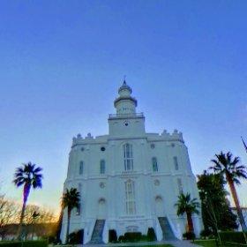 St. George LDS Temple #360 #imthemobileguru #theta360
