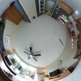 Nibbelandlaan 12 Zuidland - Woonkamer/Keuken
