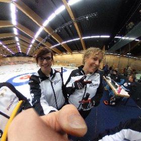 Team Flims ist bereit für die Schweizermeisterschaft 2017. #theta360