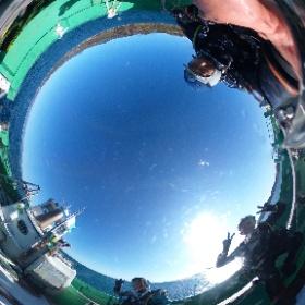 2020/01/30 岩・化け根帰り  #padi #diving #FLIPPER-dc #フリッパーダイブセンター #岩 #theta #theta_padi #theta360 #群馬 #伊勢崎 #ダイビングショップ #ダイビングスクール #ライセンス取得