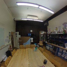 Idea Lab #marymount360 #theta360