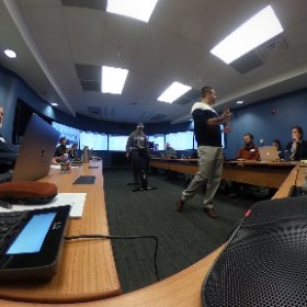Learning about VR bikes. ‪@uafairbanks @AKEPSCoR‬ #theta360