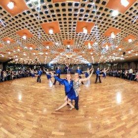 Formation der Tanzschule Pape-Eicker/Schmidt in Hamm #theta360