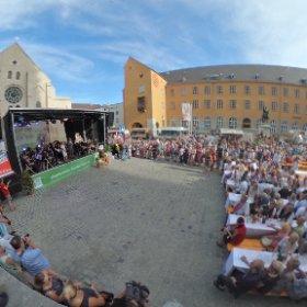 Eröffnung des Bürgerfestes 2017 in Regensburg