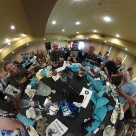 360 image of the @NBCLA table at the @PPAGLA awards lunch. #theta360