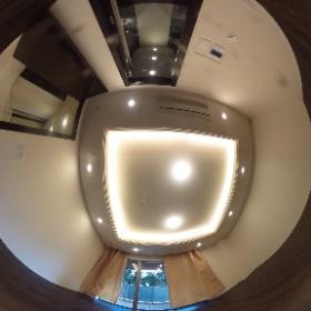【ブランズザ・ハウス一番町】 ①室内 360°画像 東京都千代田区一番町22-1 http://www.axel-home.com/008434.html    #theta360