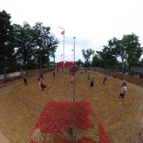 Wednesday night volleyball