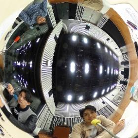 劇団EXILEのREPROFILE #劇団EXILE #ラジオ #ニッポン放送 #町田啓太 #小野塚勇人 #theta360