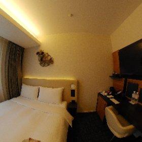 プレミアホテル-CABIN-大阪 シングル