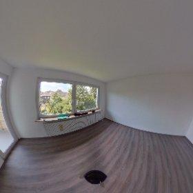 Mülheim- Schützenstr. 129 - 1. OG links - Wohnzimmer #theta360 #theta360de