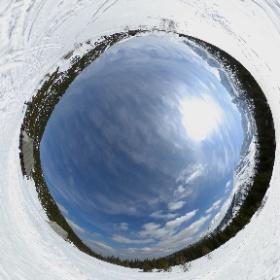 Dolina Gąsienicowa - okolice schroniska Murowaniec