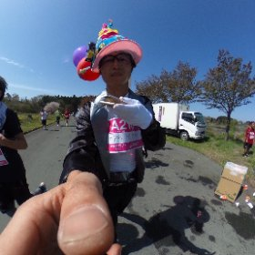 さんま!?#東北風土2016 #GenkiTohoku 詳細はこちら http://i.ktri.ps/genkitohoku #theta360