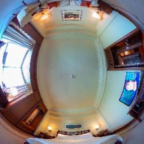 ペニンシュラバンコクの部屋 #theta360
