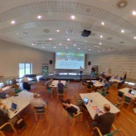 #nordefco360 Denmark and #FinEduVr team presentation. #nordicadl #theta360