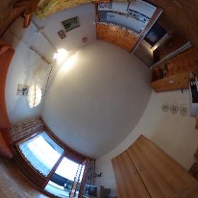 Pila - Cond. Ciel Bleu - Brenva alloggio monolocale arredato con 5 posti letto.