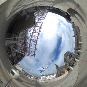 Parliament at Horse Wynd (6) #theta360