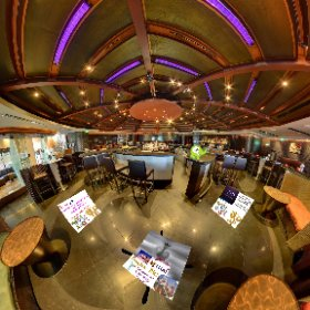 360 spherical DID (Dine in The Dark) is a roller coaster in 5 star comfort .... in BARSU cocktail Bar SHERATON BANGKOK the darkest room ever (200% dark), SM hub http://goo.gl/yfXqTQ BEST HASHTAGS #DineInDarkBkk  #BkkEntertainment #Butterfly3d #theta360