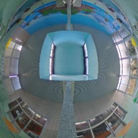 新潟市中央区【朝日湯】浴室 2020年3月12日撮影 HDR