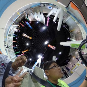 MEGA WEB Toyota City Showcase, 1 Chome-3-12 Aomi, 江東区 Tōkyō-to,呀仔帶我遊車河 #theta360
