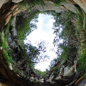 Lower Portals in Mt Warning National Park