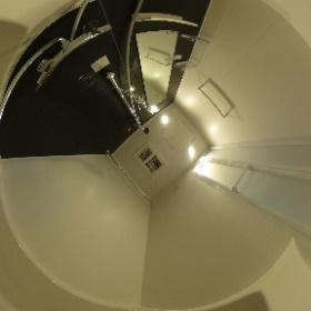 #Nighthome #レヴィータ加島 #バスルーム #洋室 #ワンルーム #大阪 #北区 #不動産 #賃貸 #新築 #theta360