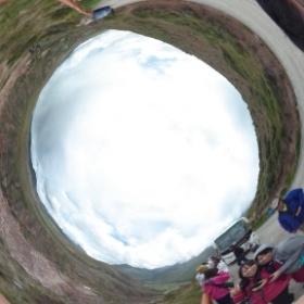 マラスの塩田(標高3020m) #theta360