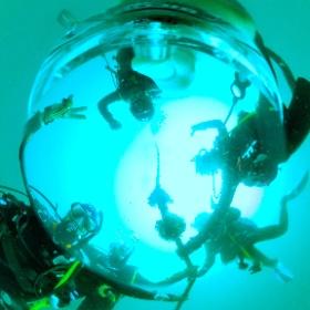 2020/08/15 岩・ボートダイビング、トライアングル #padi #diving #フリッパーダイブセンター #岩 #theta #theta_padi #theta360 #群馬 #伊勢崎 #ダイビングショップ #ダイビングスクール #ライセンス取得
