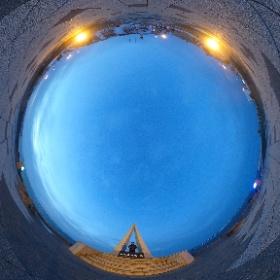 日本最北端360°写真 #theta360