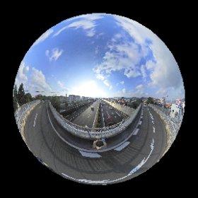 反則気味ですがシータ用サイトに #Nikon #KeyMission360 の360度静止画像をアップして見ます(^^;